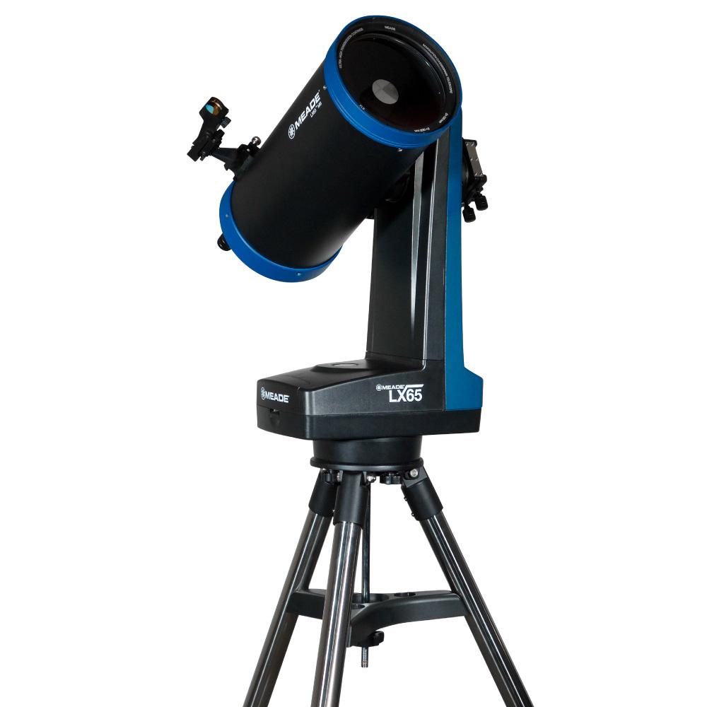 """Картинка для Телескоп Meade LX65 6"""" с пультом AudioStar"""