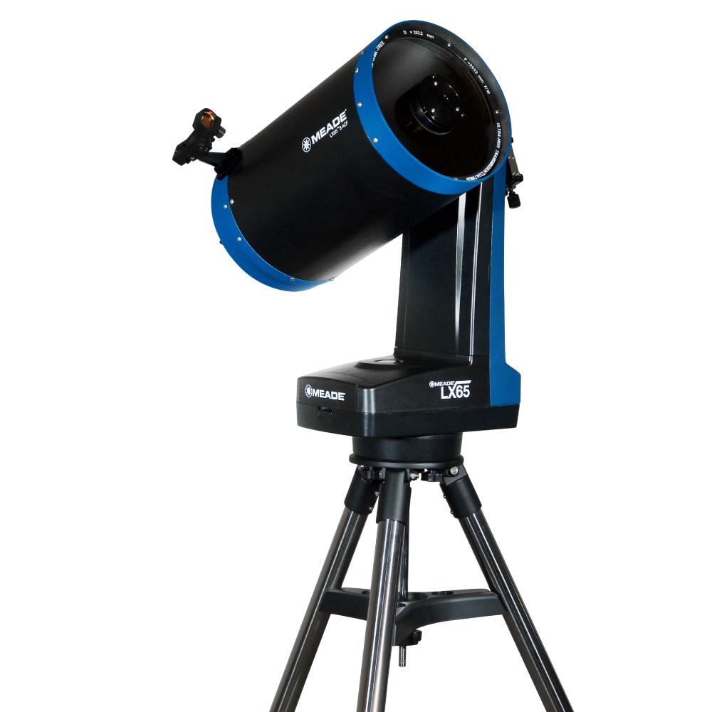 """Картинка для Телескоп Meade LX65 8"""" ACF с пультом AudioStar"""