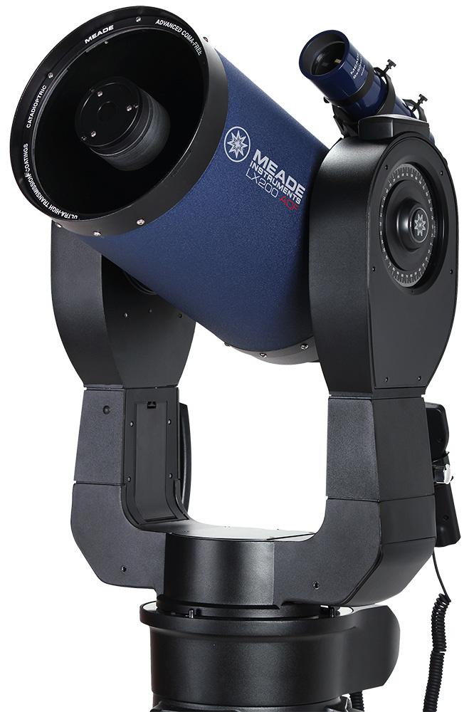 """Картинка для Труба оптическая Meade LX200 8"""" ACF/UHTC с пультом AutoStar II"""