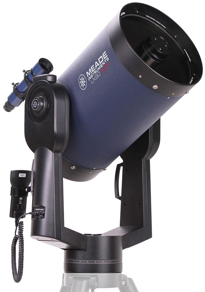 """Картинка для Труба оптическая Meade LX90 12"""" ACF с пультом AudioStar"""