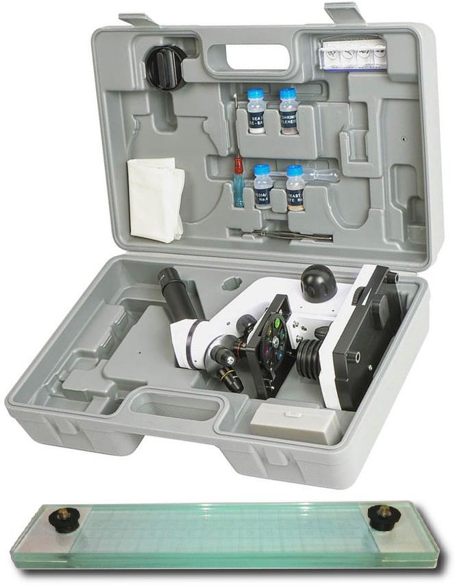 Картинка для Трихинеллоскоп Биомед 2К, в кейсе