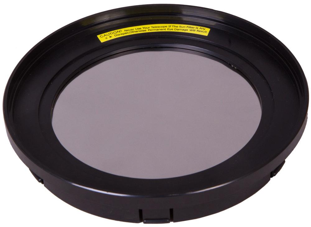 Картинка для Солнечный фильтр Sky-Watcher для рефлекторов 114 мм