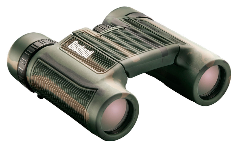 Картинка для Бинокль Bushnell H2O Roof 10x25 Camo