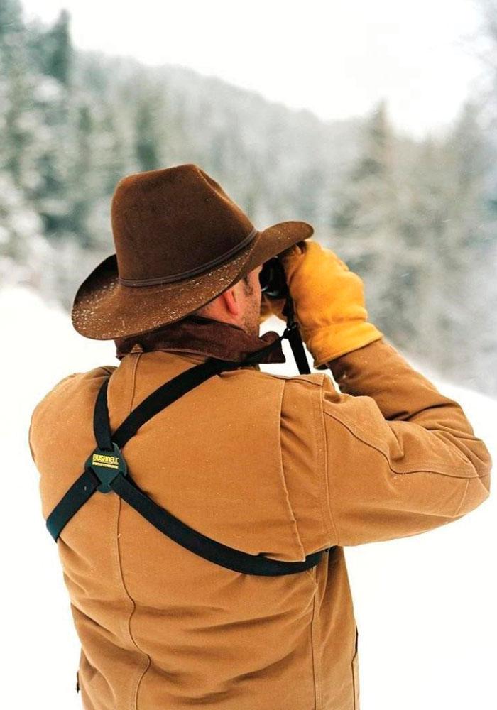 Картинка для Ремень разгрузочный плечевой Bushnell, для биноклей