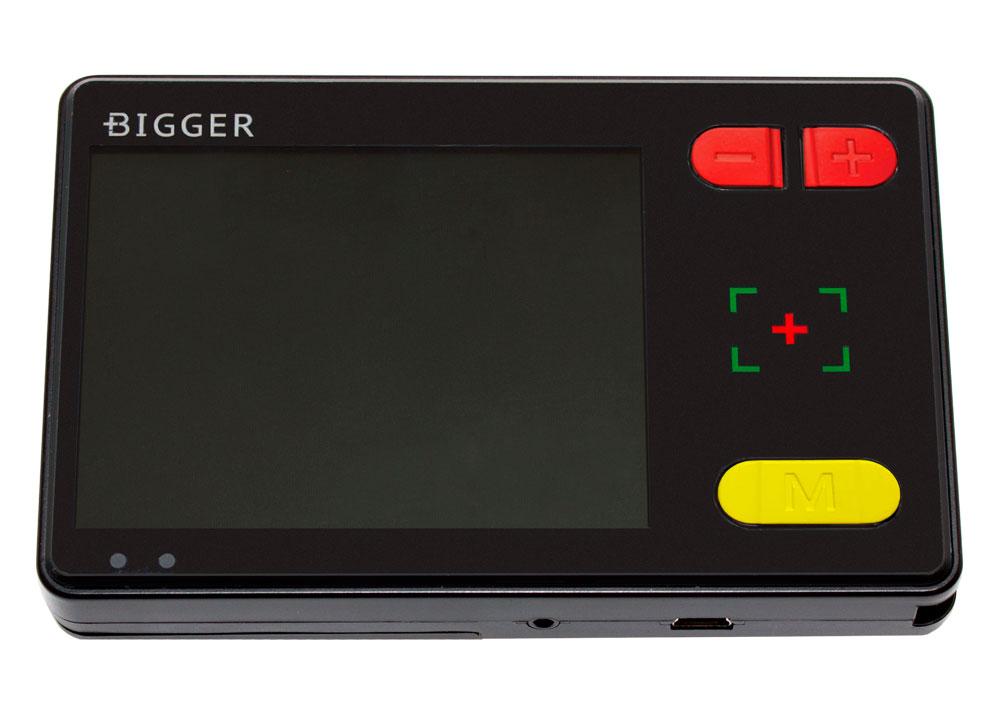 Картинка для Лупа электронная Bigger B3-35TV
