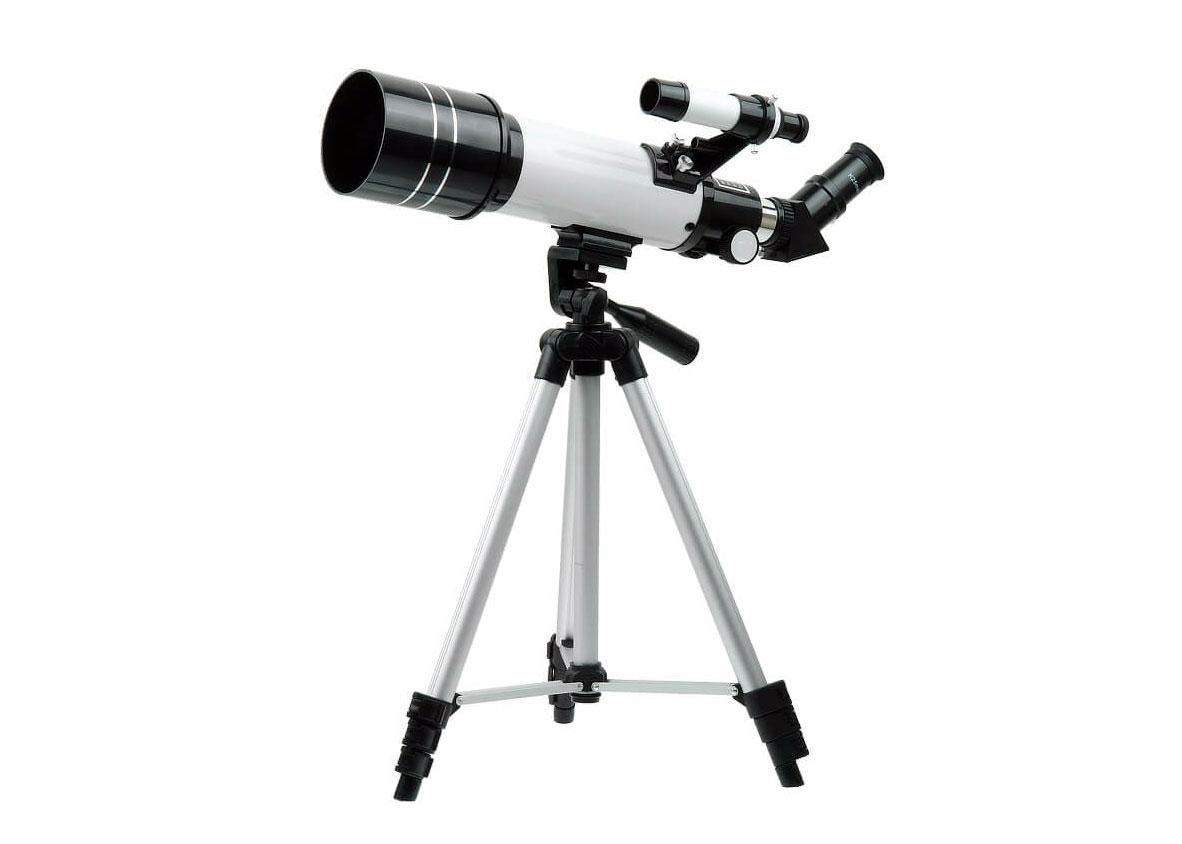 Картинка для Телескоп Veber 400/70 AZ, с рюкзаком