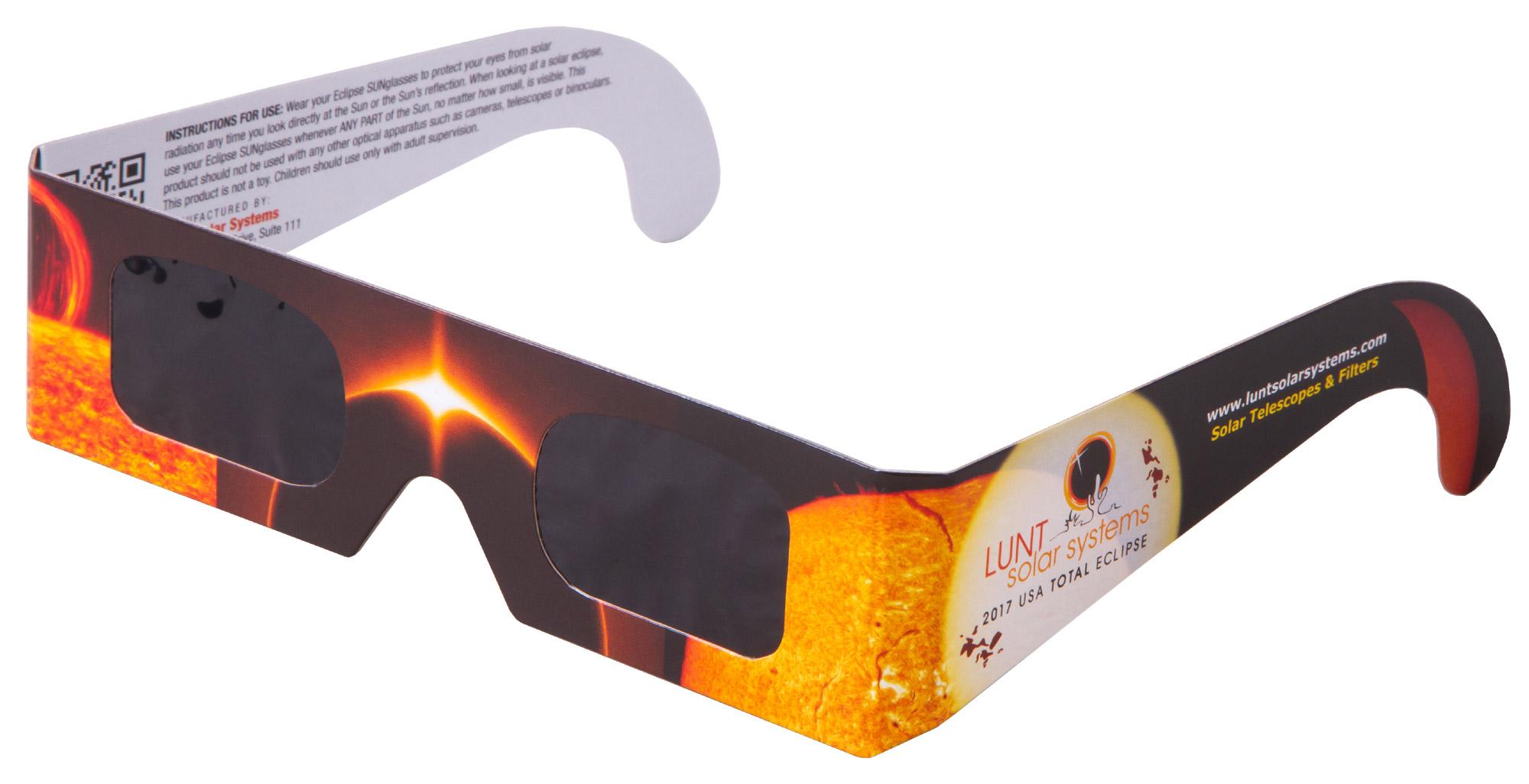 Картинка для Очки для наблюдения Солнца LUNT Eclipse