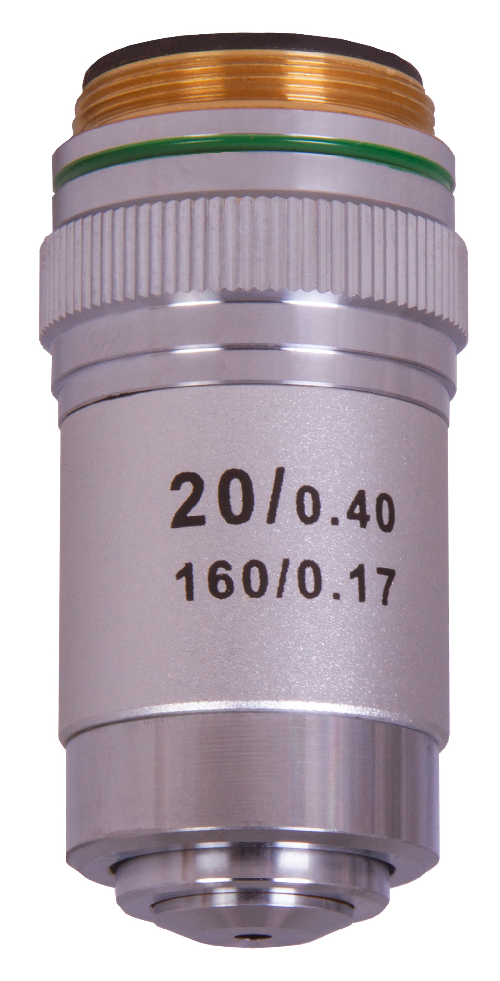 Картинка для Объектив ахроматический Levenhuk (Левенгук) MED 20x