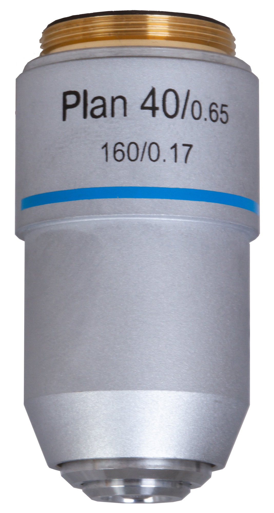 Картинка для Объектив планахроматический Levenhuk (Левенгук) MED 40x