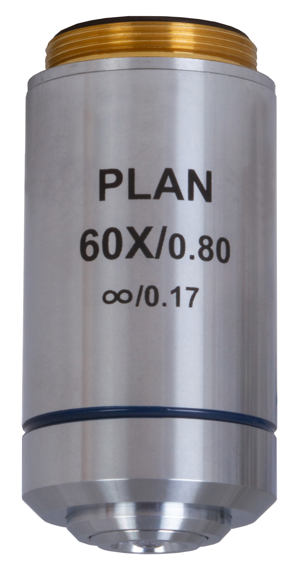 Объектив планахроматический Levenhuk (Левенгук) MED 60x/беск фото