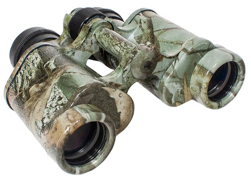 Картинка для Бинокль БПЦ5 8x30 «Хантер», камуфляж