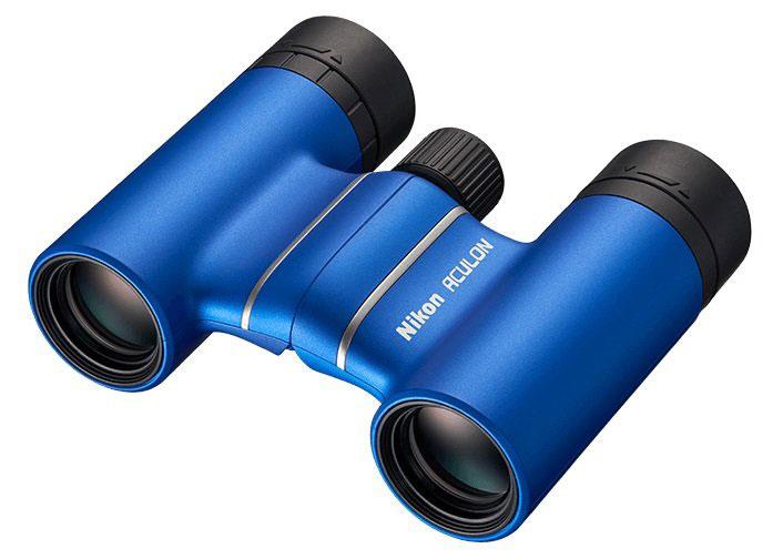 Картинка для Бинокль Nikon Aculon T02 8x21, синий