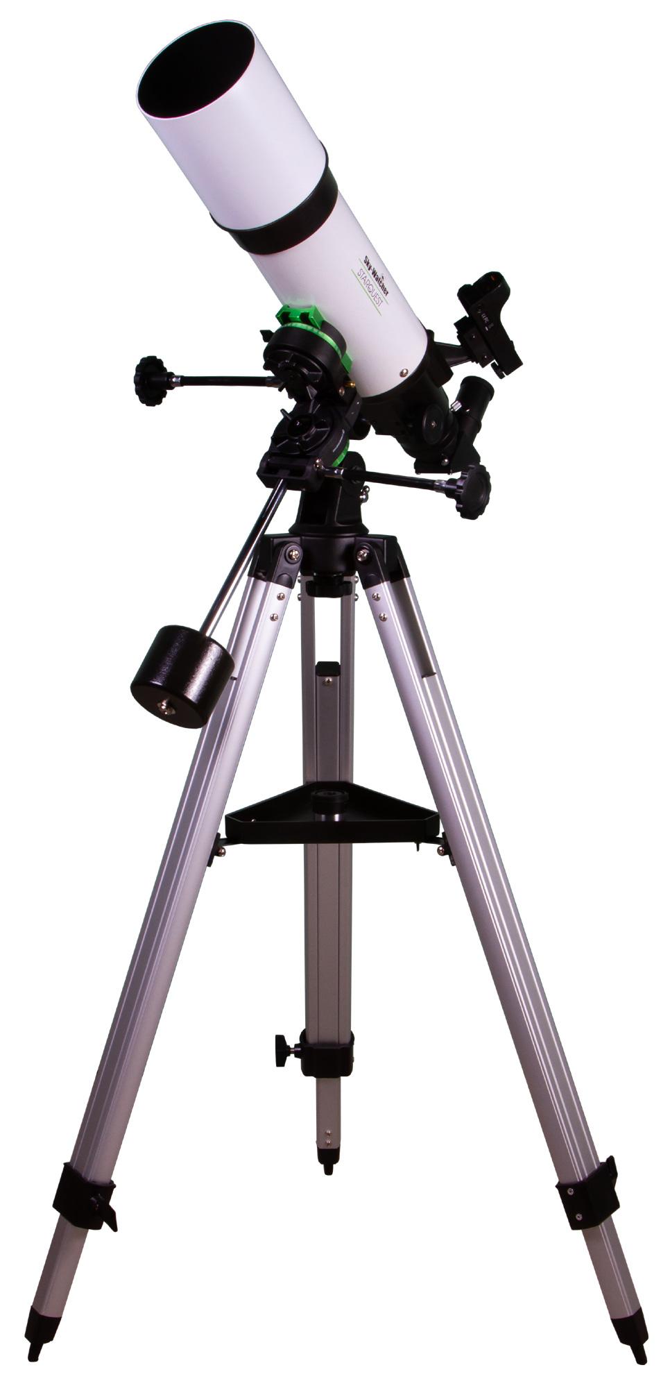 Картинка для Телескоп Sky-Watcher AC102/500 StarQuest EQ1
