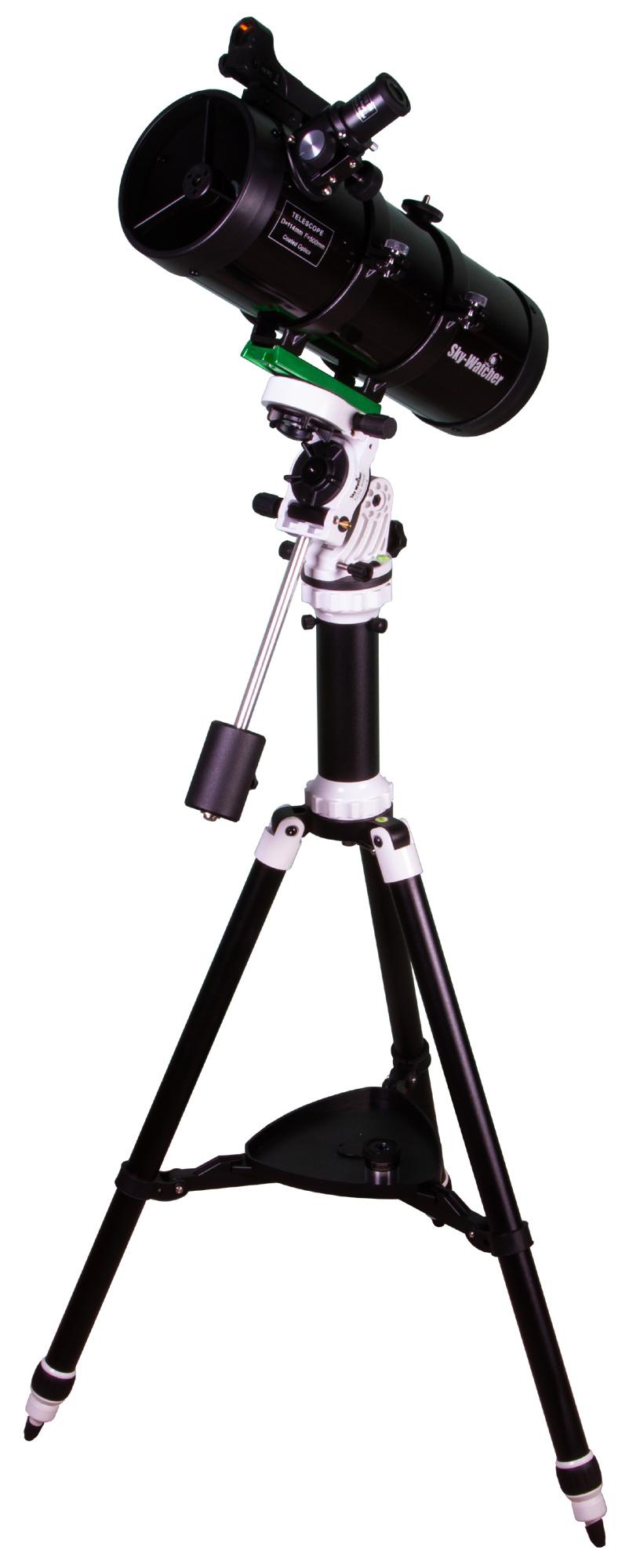 Картинка для Телескоп Sky-Watcher SKYHAWK N114/500 AZ-EQ Avant
