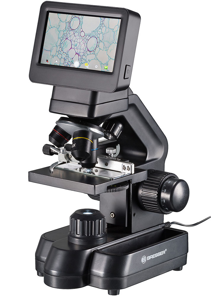 Картинка для Микроскоп цифровой Bresser (Брессер) Biolux Touch 5 Мпикс HDMI