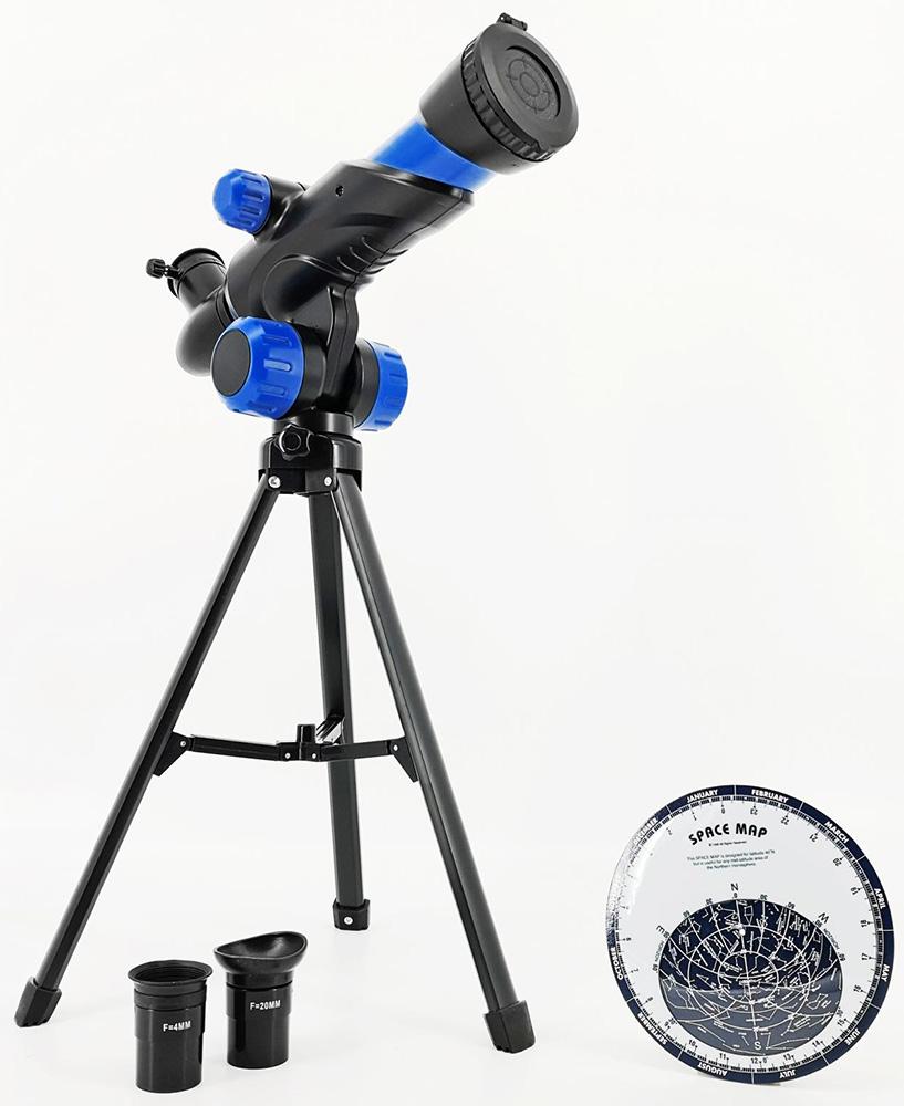 Картинка для Телескоп игрушечный EDU-TOYS 90x