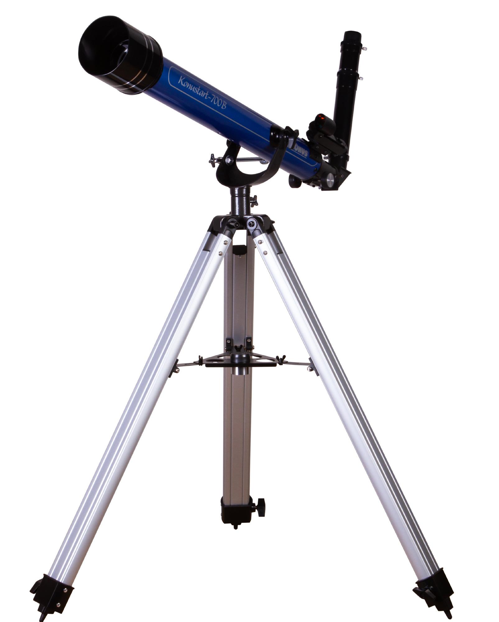 Телескоп Konus Konustart 700B 60/700 AZ