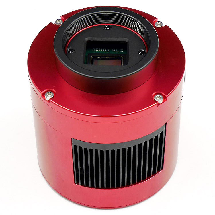 Картинка для Камера ZWO ASI 183MC Pro, цветная