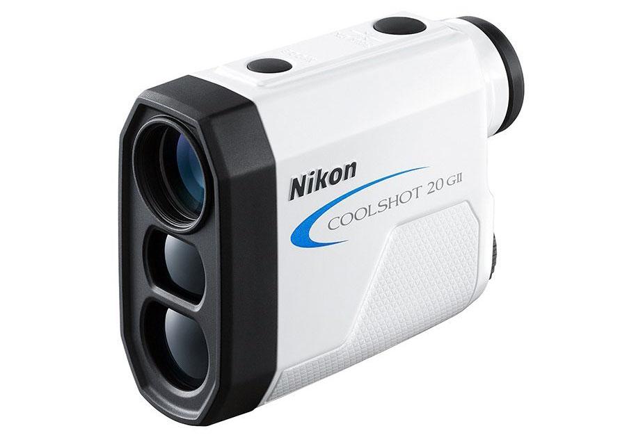 Картинка для Дальномер лазерный Nikon COOLSHOT 20 GII