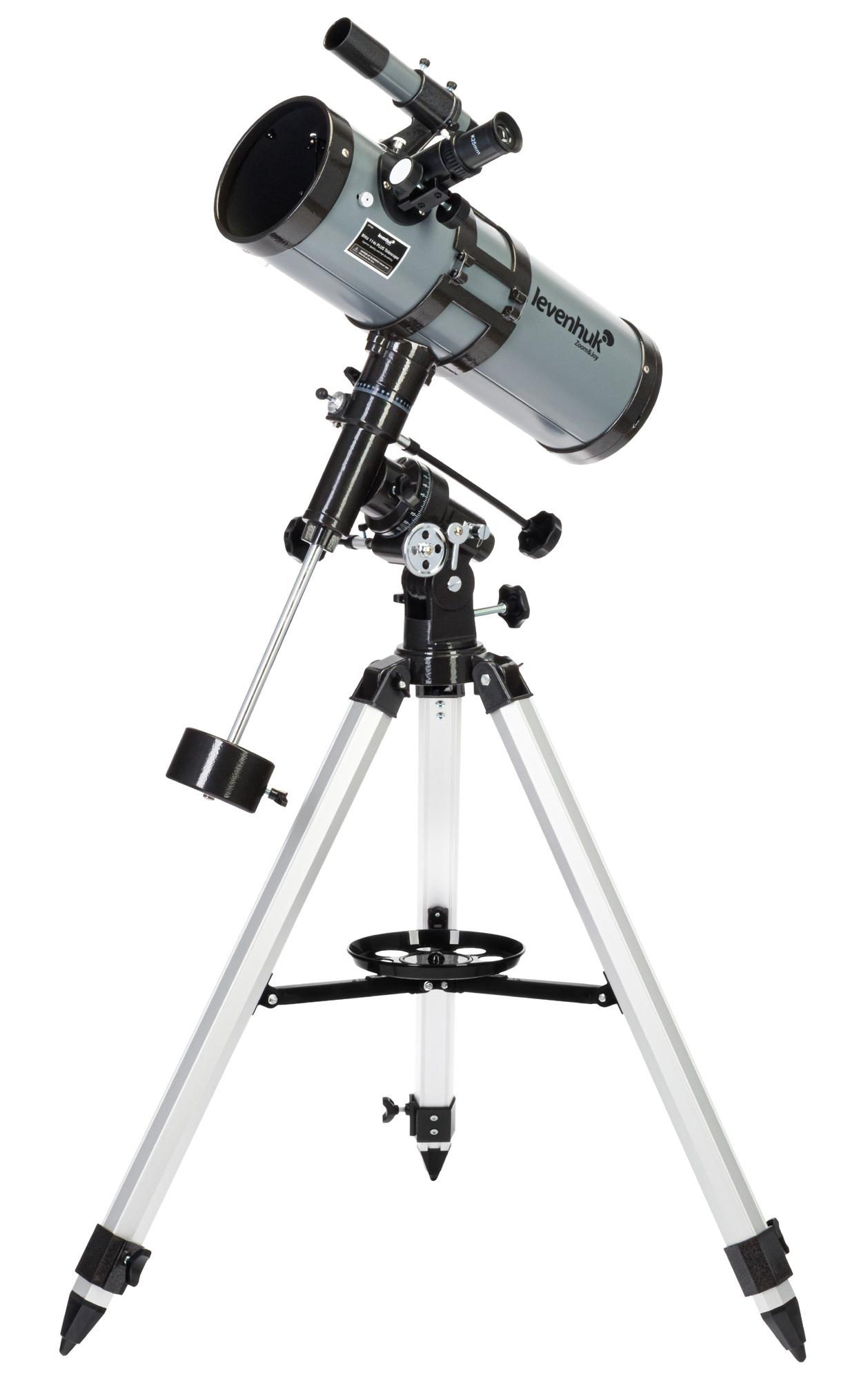 Картинка для Телескоп Levenhuk (Левенгук) Blitz 114s PLUS