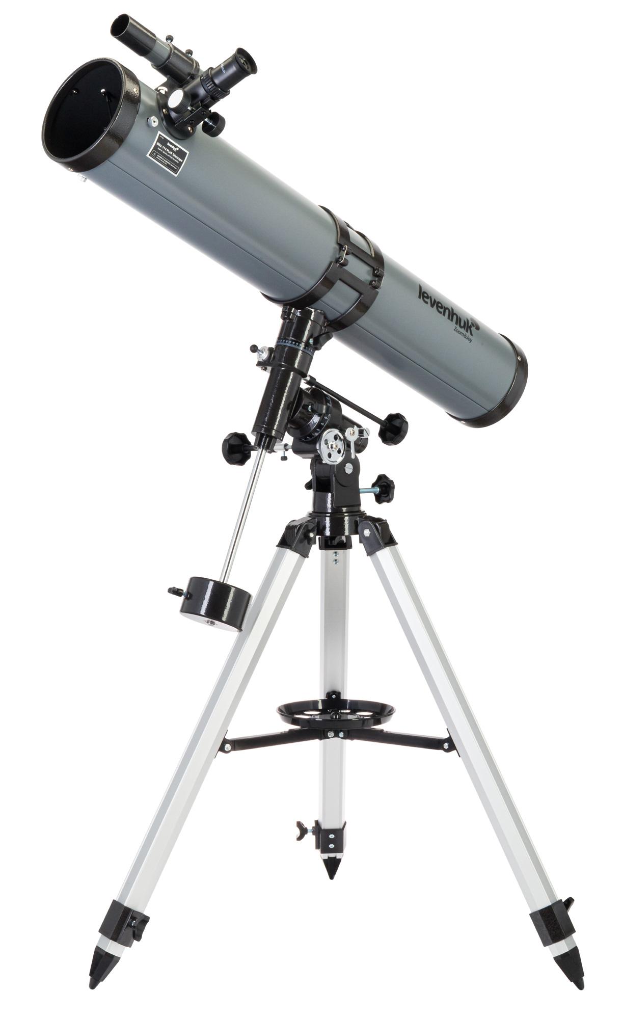 Картинка для Телескоп Levenhuk (Левенгук) Blitz 114 PLUS
