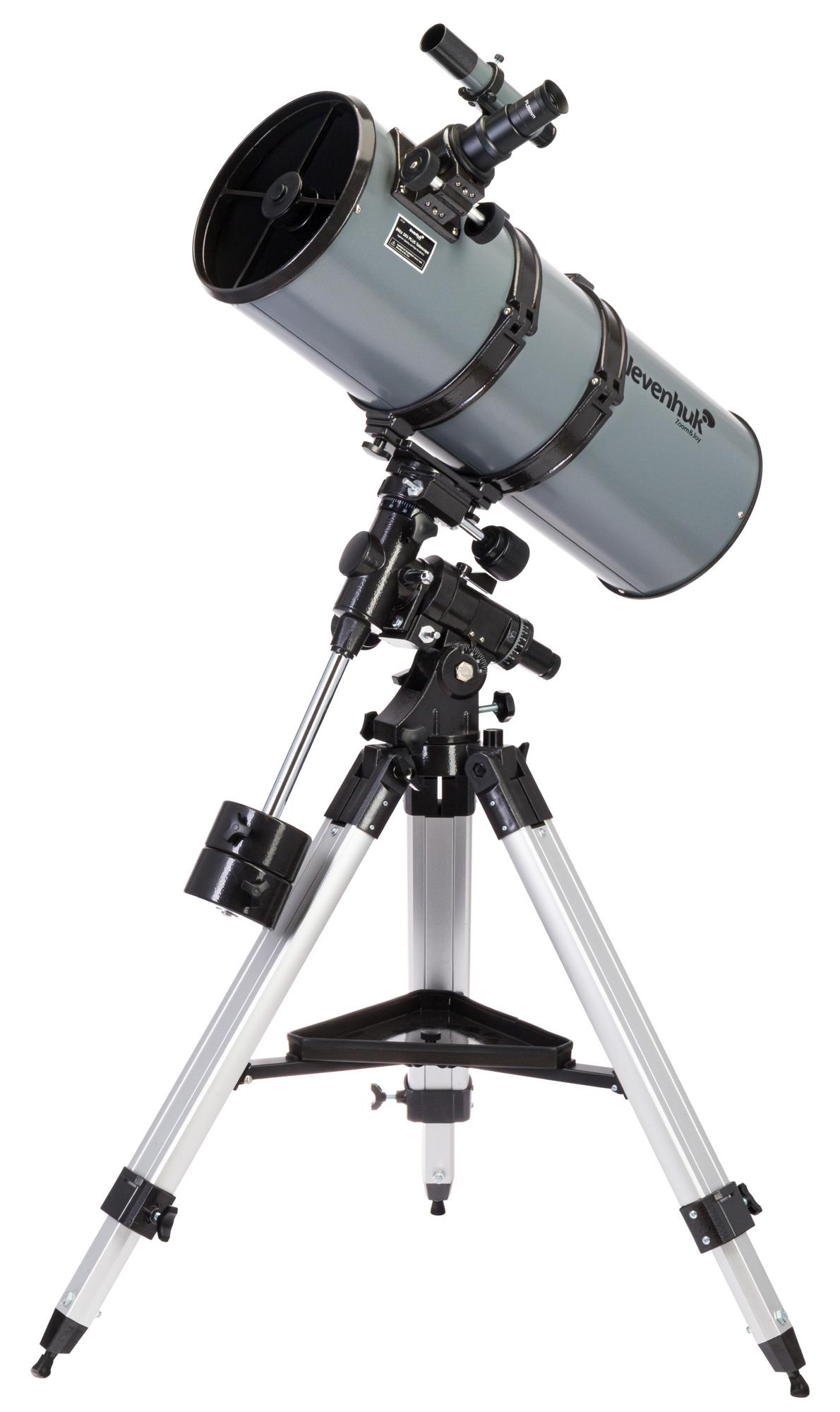 Картинка для Телескоп Levenhuk (Левенгук) Blitz 203 PLUS