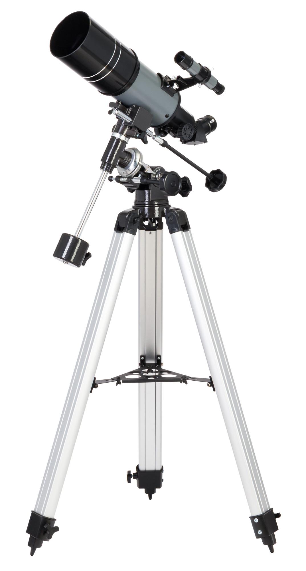 Картинка для Телескоп Levenhuk (Левенгук) Blitz 80s PLUS