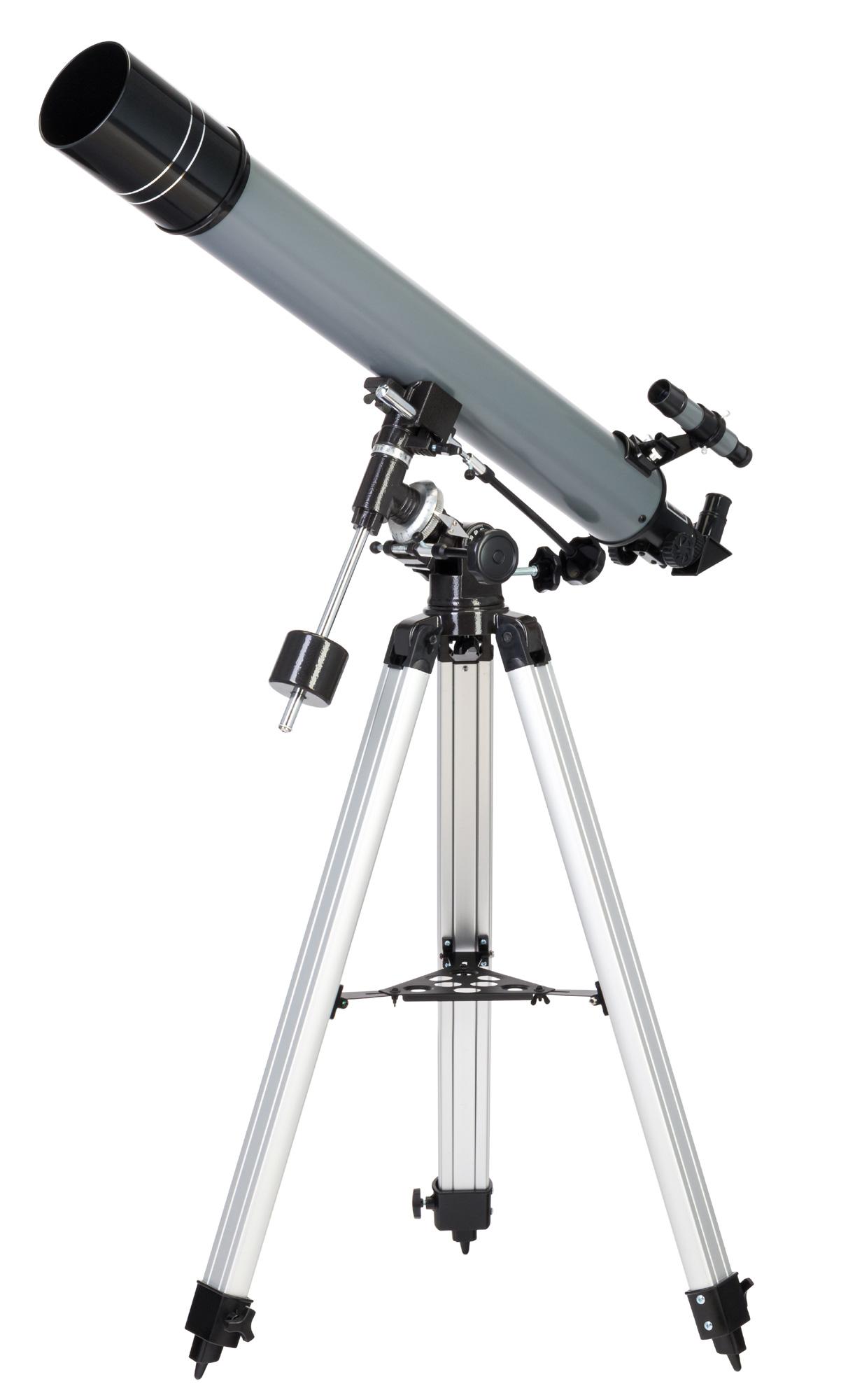 Картинка для Телескоп Levenhuk (Левенгук) Blitz 80 PLUS
