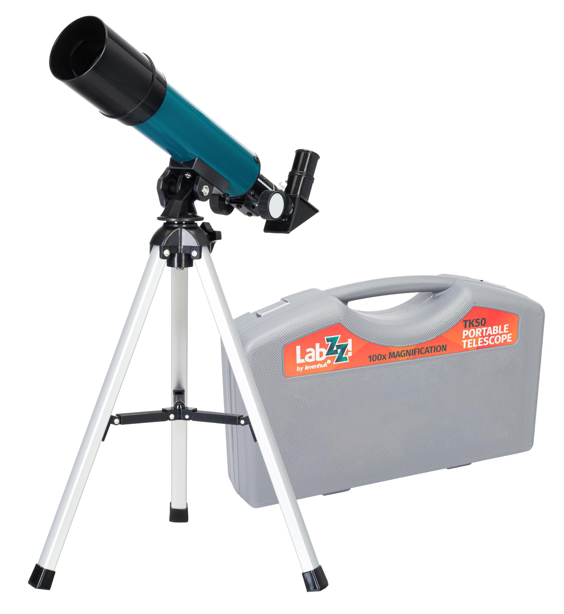 Картинка для Телескоп Levenhuk (Левенгук) LabZZ TK50