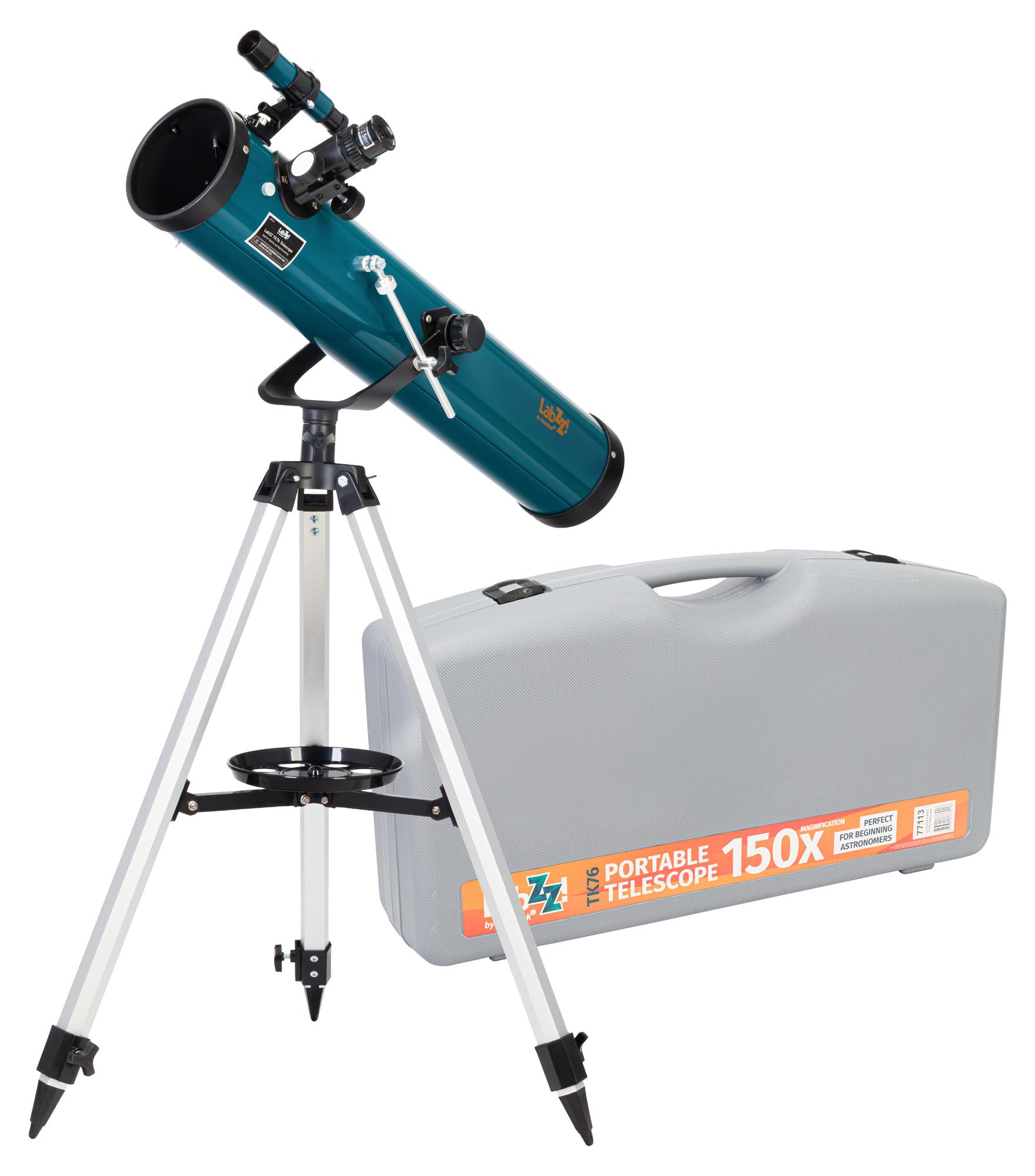 Картинка для Телескоп Levenhuk (Левенгук) LabZZ TK76