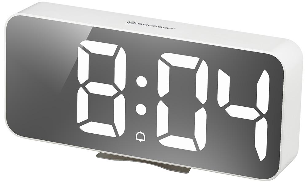 Картинка для Часы Bresser (Брессер) MyTime Echo FXL, белые