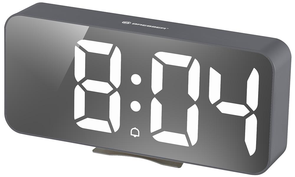 Картинка для Часы Bresser (Брессер) MyTime Echo FXL, серые