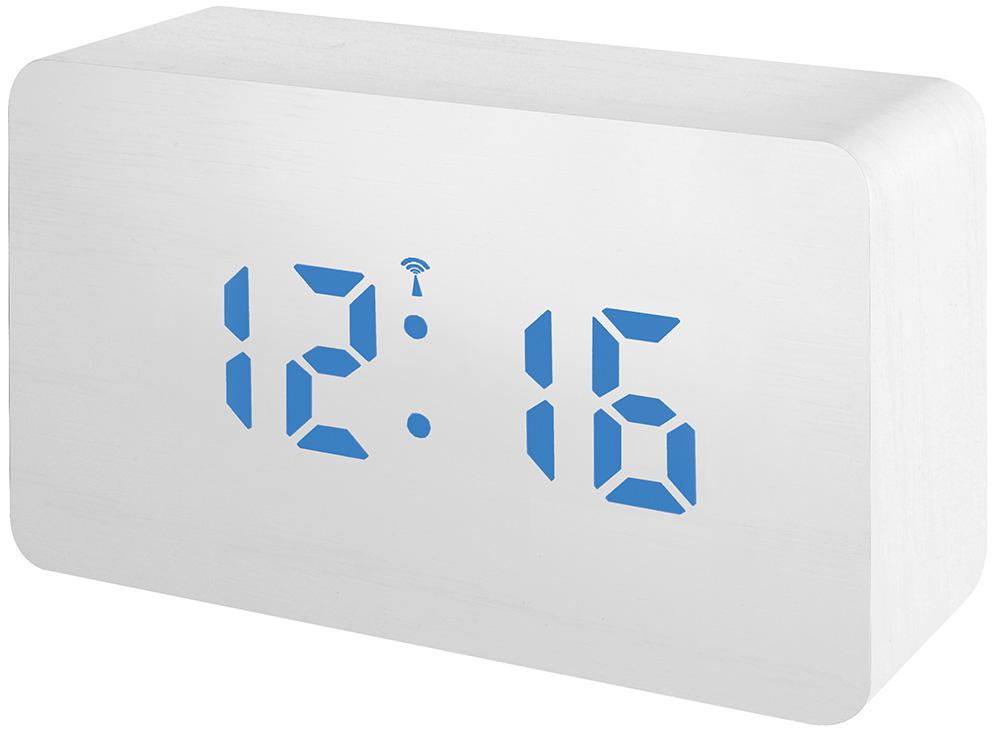Картинка для Часы Bresser (Брессер) MyTime W Color LED Blue, белые
