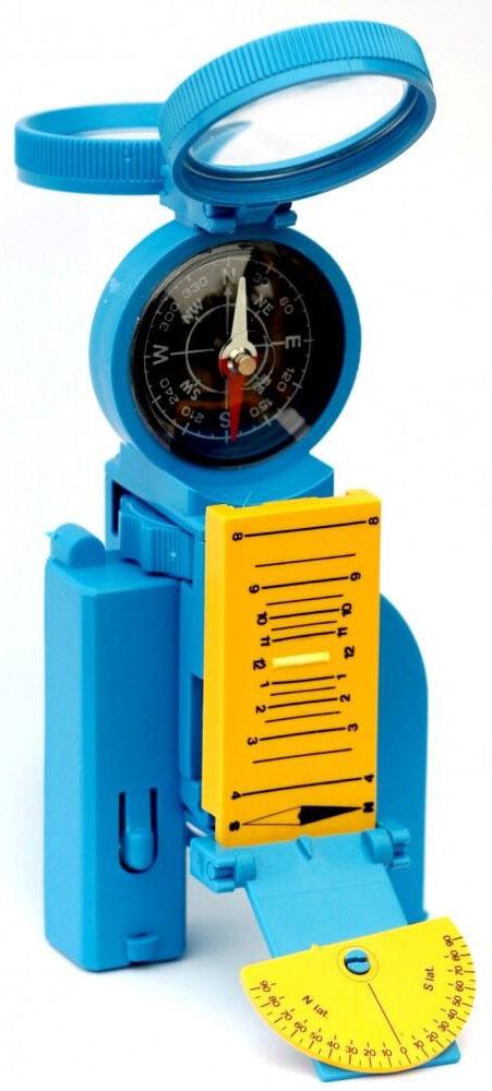 Картинка для Искатель оптический детский Navir «10 в 1», голубой