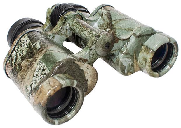 Картинка для Бинокль БПЦ5 8x30M «Хантер», камуфляж, с угломерной сеткой