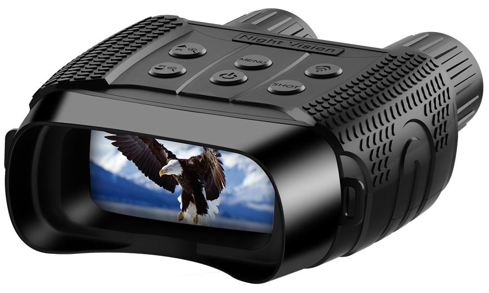 Картинка для Бинокль цифровой ночного видения Levenhuk (Левенгук) Halo 13x Wi-Fi