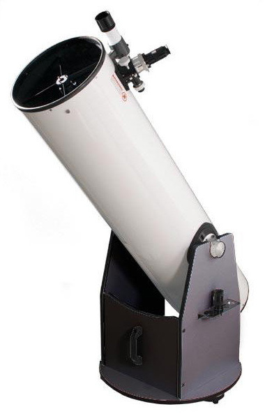 "Картинка для Телескоп GSO Dob 12"" Delux, белый"