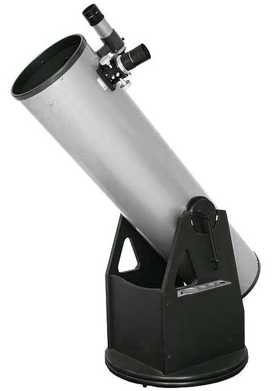 "Картинка для Телескоп GSO Dob 12"", серебристый"