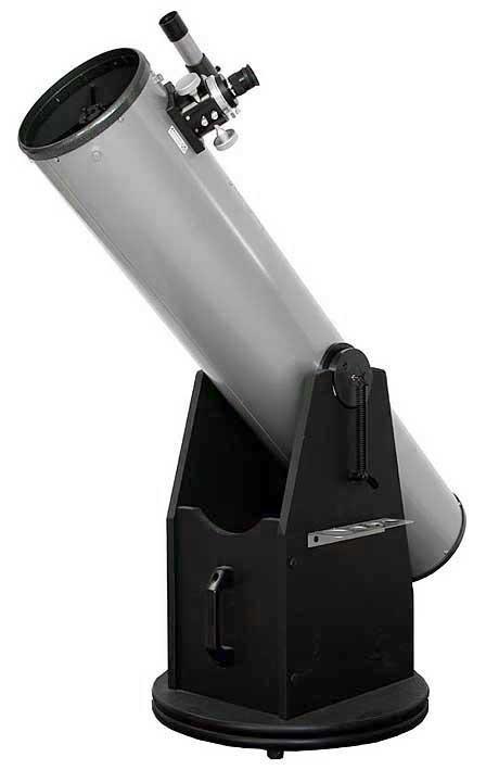 "Картинка для Телескоп GSO Dob 8"", серебристый"
