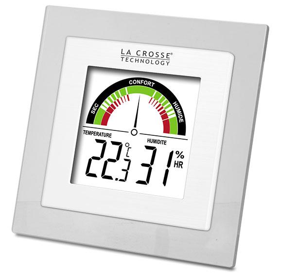 Картинка для Термогигрометр La Crosse WT137 со шкалой уровня комфорта