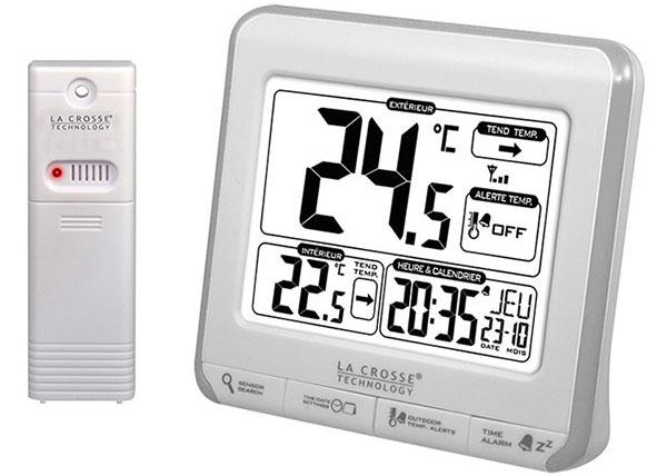 Картинка для Термометр La Crosse WS6811 с беспроводным датчиком