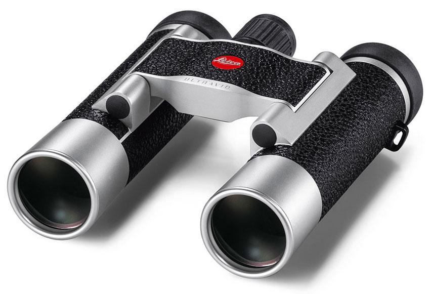 Картинка для Бинокль Leica Ultravid 10x25, кожа, серебристый