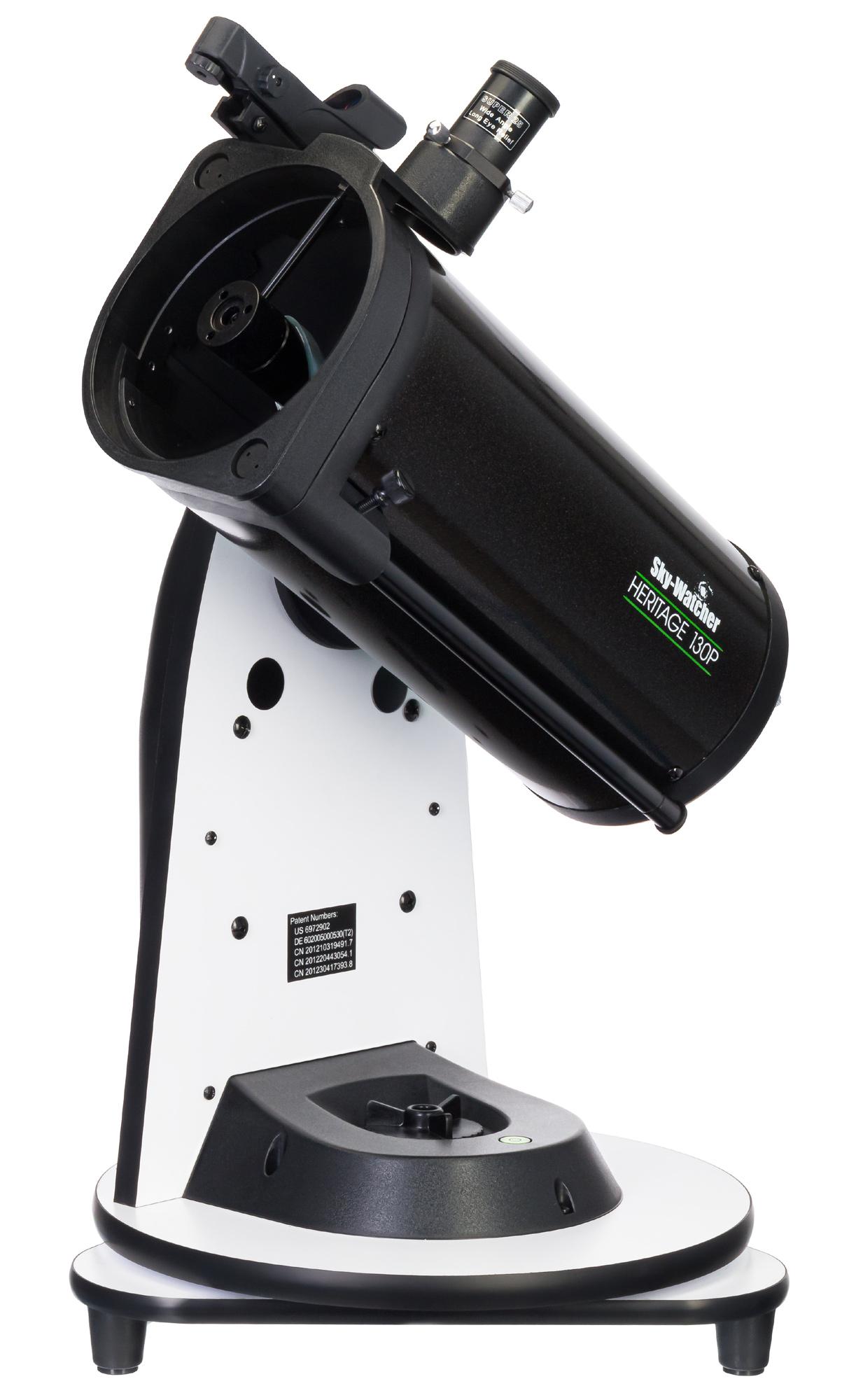 Картинка для Телескоп Sky-Watcher Dob 130/650 Retractable Virtuoso GTi GOTO, настольный