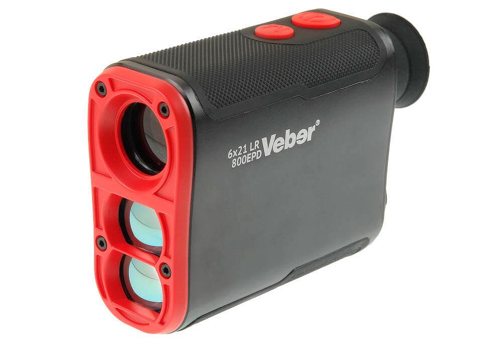 Картинка для Дальномер лазерный Veber 6x21 LR 800EPD
