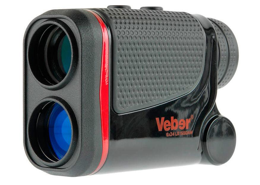 Картинка для Дальномер лазерный Veber 6x24 LR 1500AW