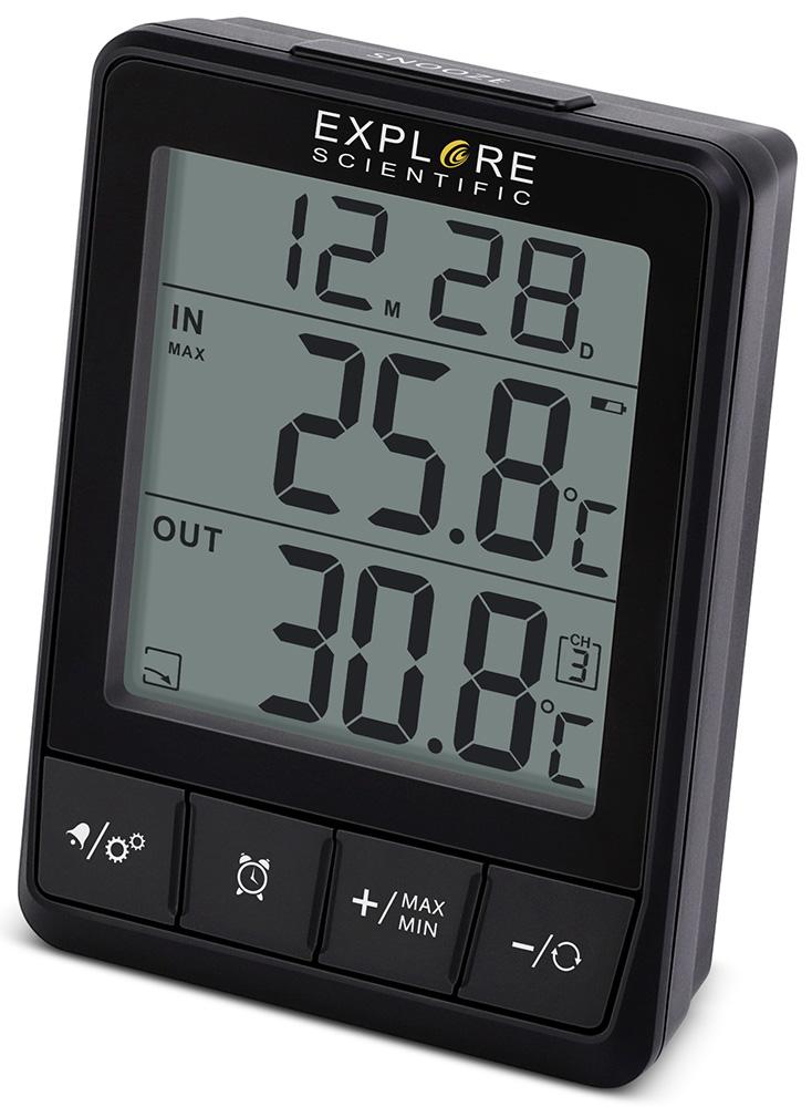 Картинка для Термометр Explore Scientific