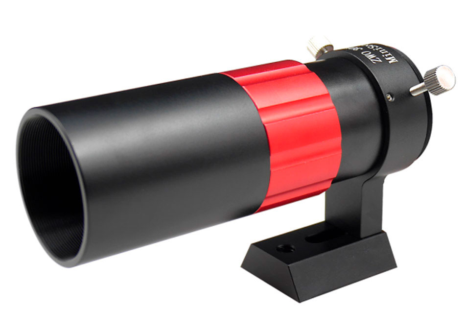 Картинка для Труба-гид ZWO 30 мм, с креплением для установки
