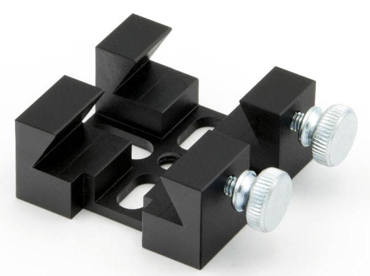 Картинка для Зажим крепежно-монтажный для креплений искателей и мини-гидов, тип mini