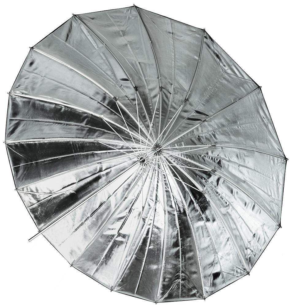 Картинка для Фотозонт Bresser (Брессер) SM-09 Jumbo 162 см, черно-серебристый
