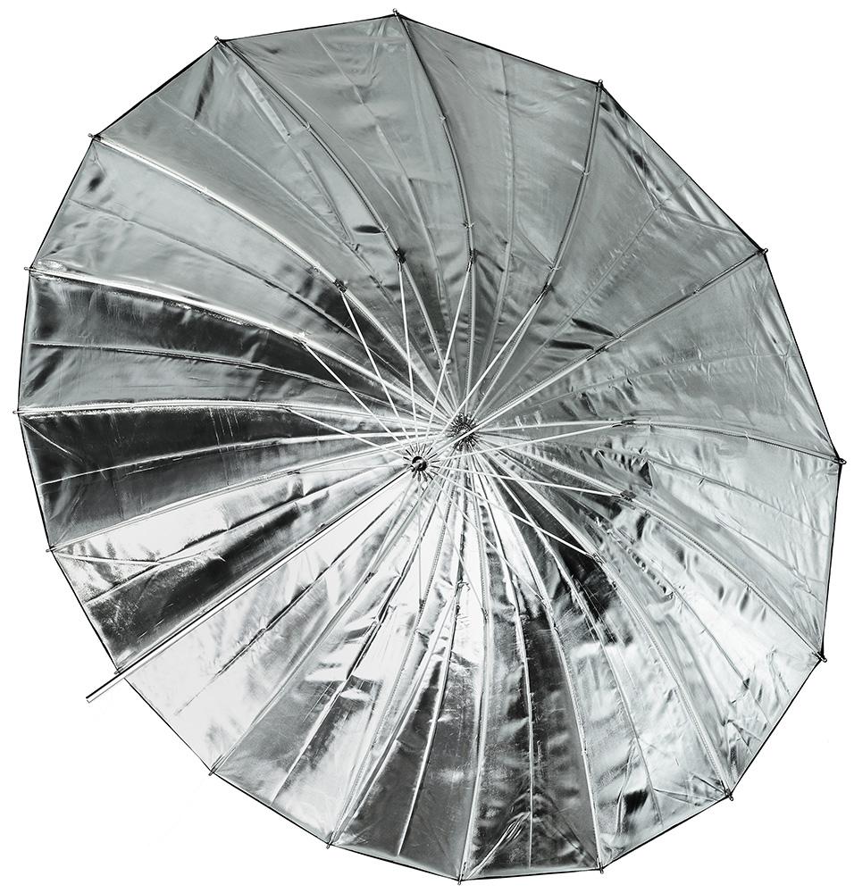 Картинка для Фотозонт Bresser (Брессер) SM-09 Jumbo 180 см, черно-серебристый